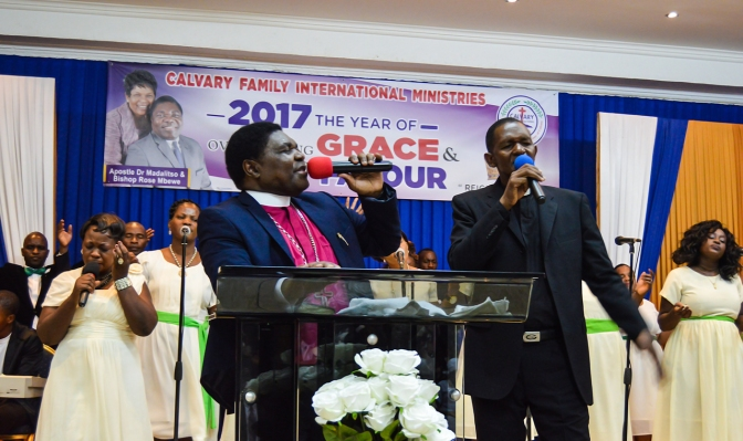 2017-The Year Of Overflowing Grace & Great Favour
