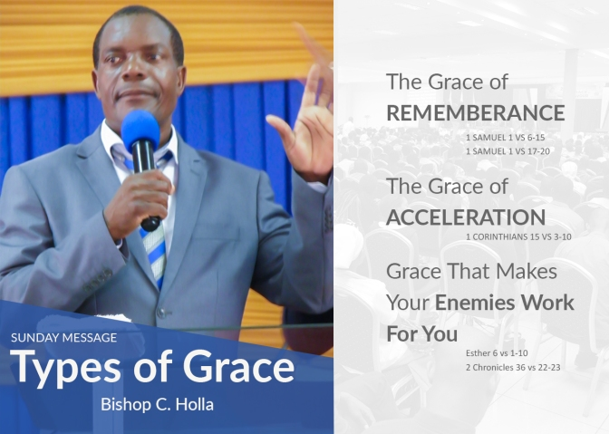 Types of Grace