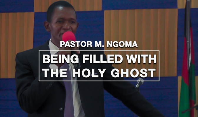 Being Filled With The Holy Ghost