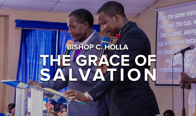 The Grace of Salvation