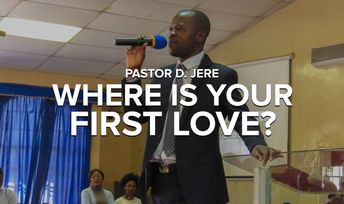 Where Is Your First Love?