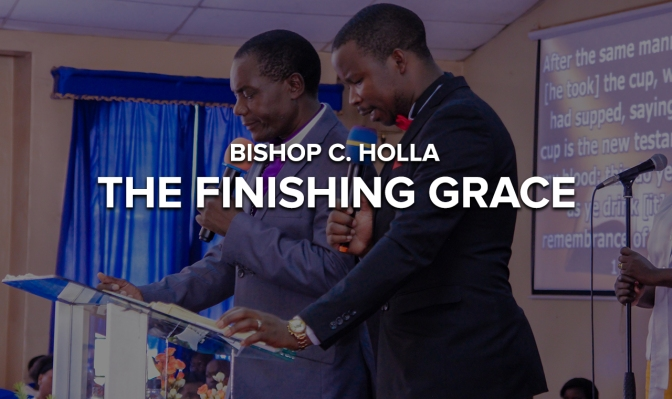 The Finishing Grace