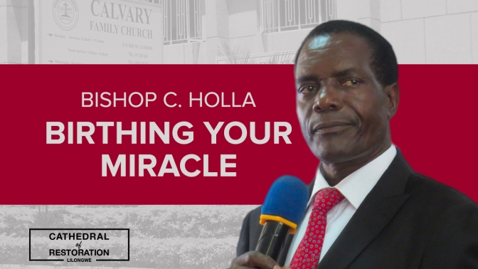 Birthing Your Miracle
